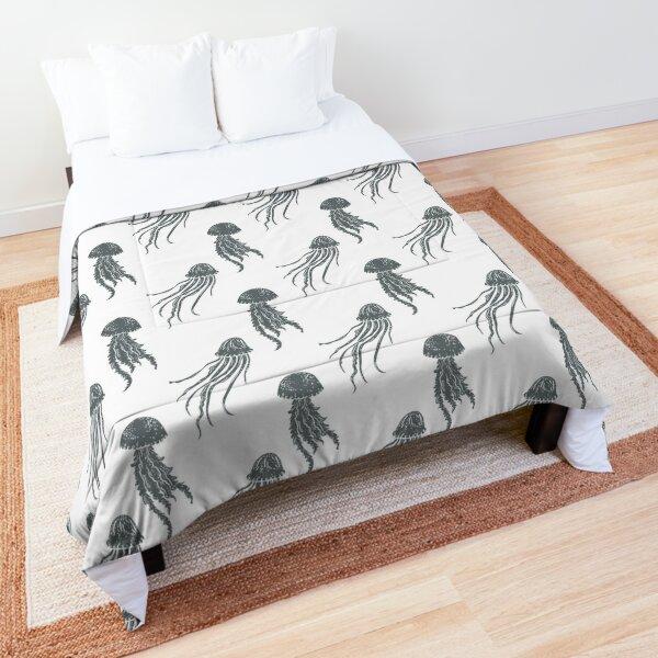 Jellyfish  Comforter