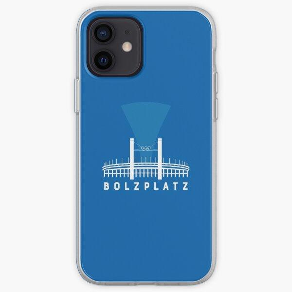 Bolzplatz - Olympiastadion  iPhone Flexible Hülle