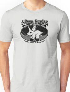 Deep Roads Bunny-Pig Adoption Clinic Unisex T-Shirt