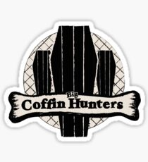 Big Coffin Hunters Sticker