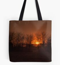 Camden Sunset Tote Bag