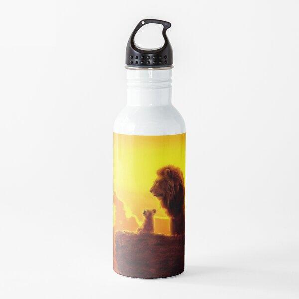 El rey León Botella de agua