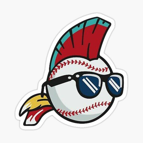Wild Thing - Major League Sticker
