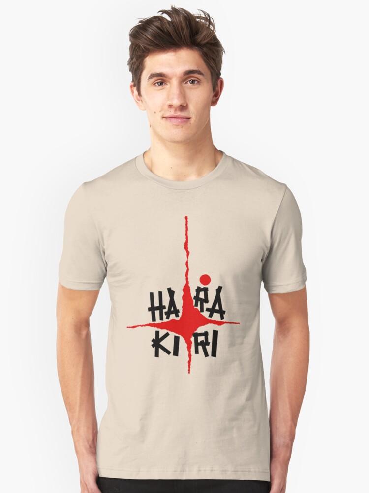 hara-kiri by zebia