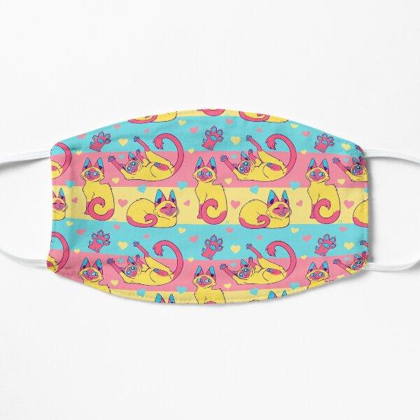 Queer Kitties - Pansexual Mask