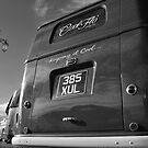 Coolflo Vintage van by Tony Hadfield