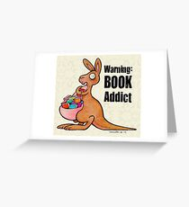Love Books Greeting Card