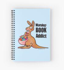 Love Books Spiral Notebook