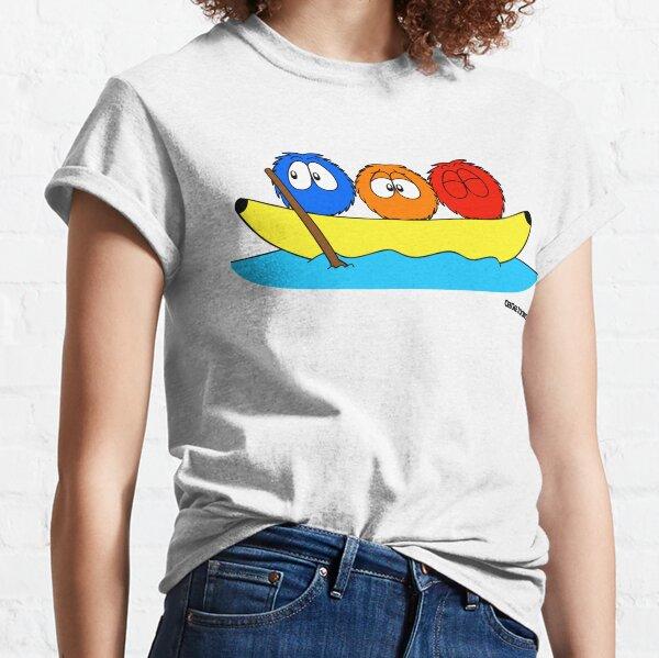 Summer Fluffin' - Banana Boat Classic T-Shirt