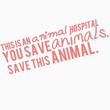 SAVE THE ANIMALS (1) by saltnburn