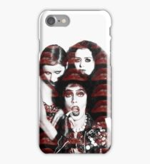 FrankNFurter,Magenta and Columbia  iPhone Case/Skin