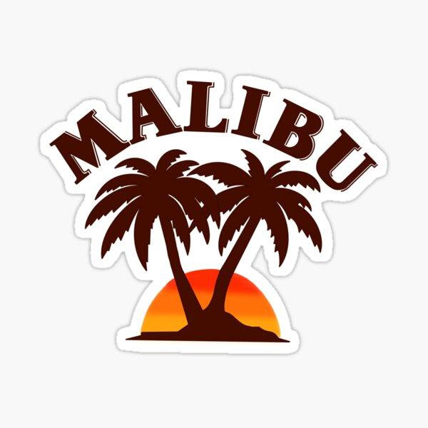 Malibu Punch Sticker