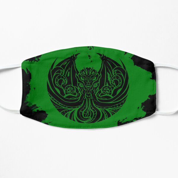 Cthulhu on the spot Mask