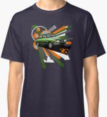 Saab 96  'Explosion' illustration Classic T-Shirt