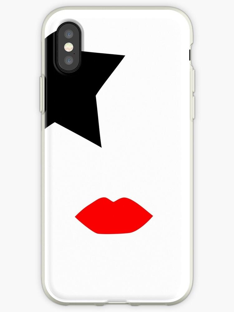 coque iphone xr kiss