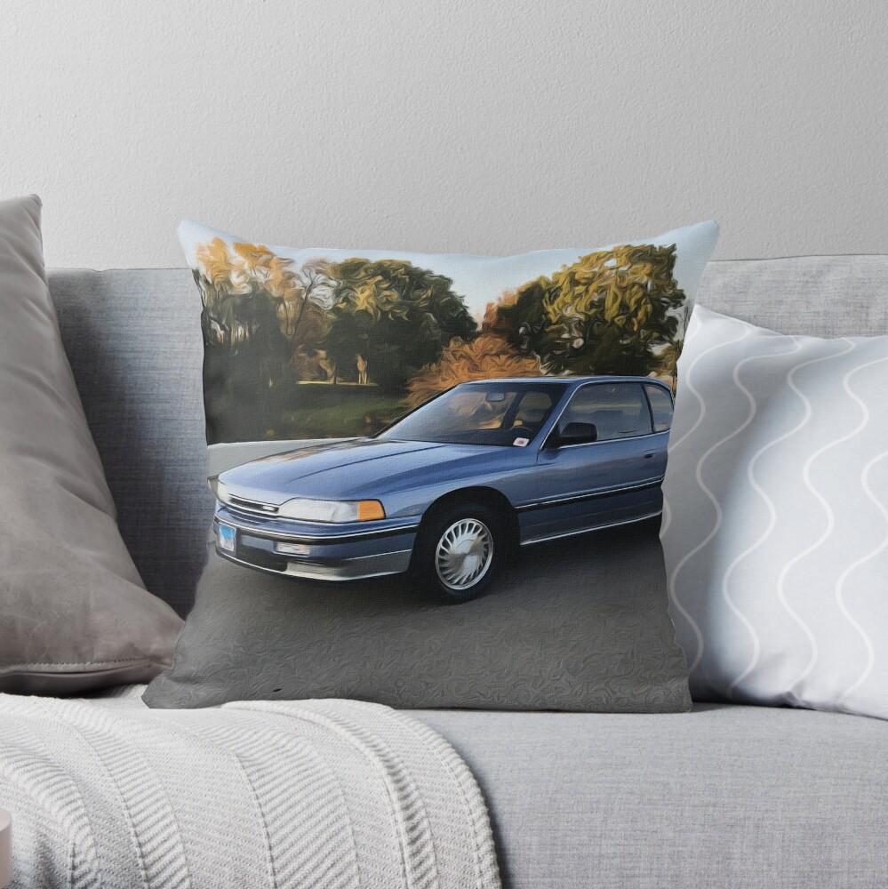 """1989 Acura Legend LS Coupe 5-Speed Illustration 0002"