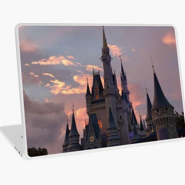 Disney Castle Laptop Skin