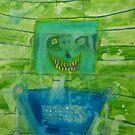 Robot Teeth by Lacey  Eidem