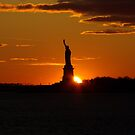 Statue of Liberty by Renee Eppler
