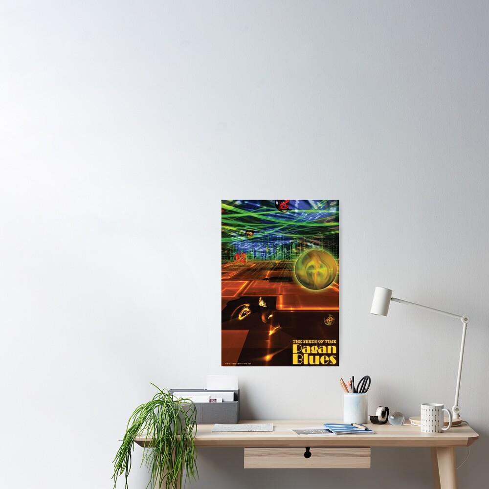 Pagan Blues Poster