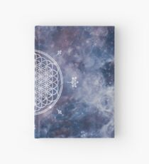 Sacred Geometry Universe IV Hardcover Journal