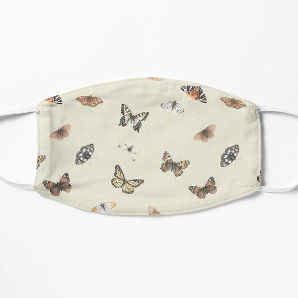 Butterfly Aesthetic Flat Mask
