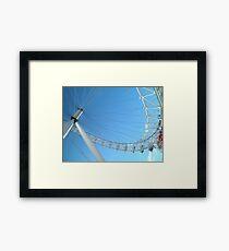 London Eye  Framed Print