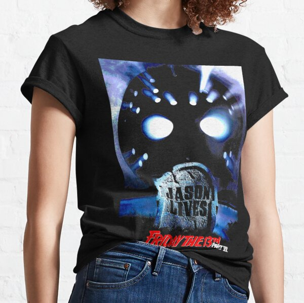 Friday the 13th Part 6 Classic T-Shirt