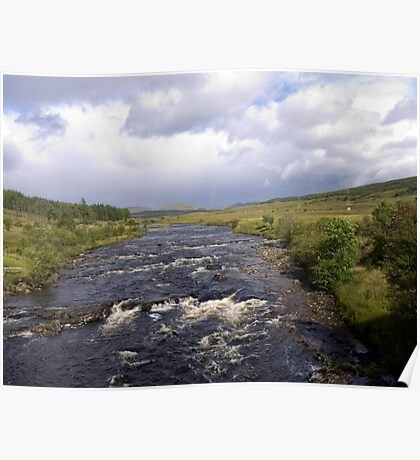 Bridge of Orchy Poster