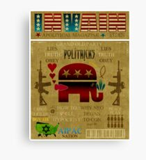The Grand Old Party Canvas Print