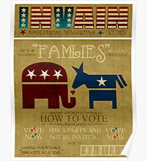 Vote Fam.LIES 2012 Poster