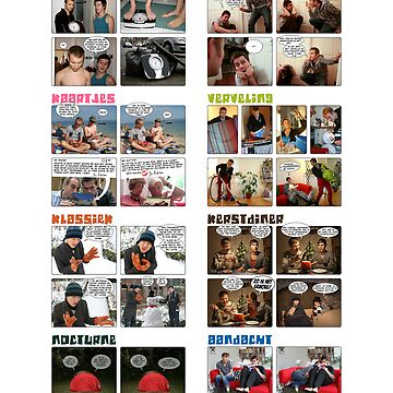 Ype+Willem poster - De hits by fotostrips