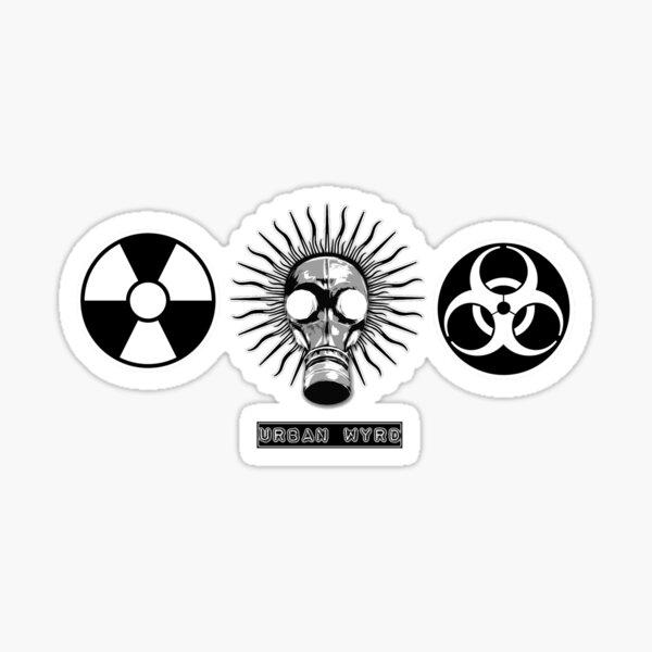 Folk Horror Revival: Urban Wyrd III  Sticker