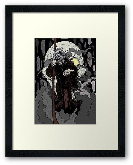 Charon by Howard Hardiman