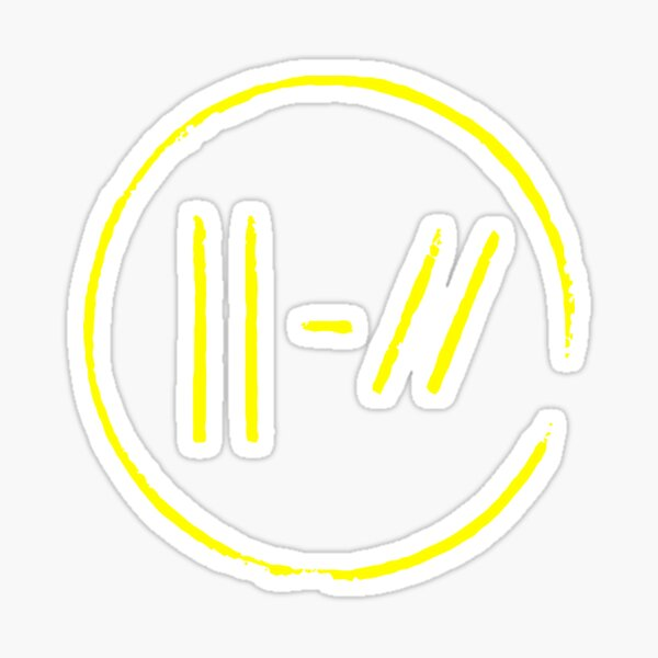 pilots-one yellow Sticker
