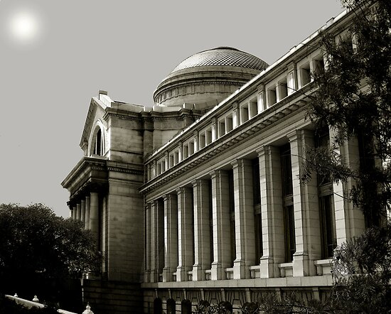 The Smithsonian Building of Natural History by Roger Sampson