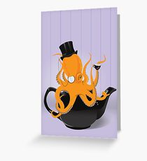 Hmmm, yes. Quite. Greeting Card