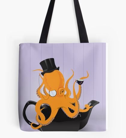 Hmmm, yes. Quite. Tote Bag