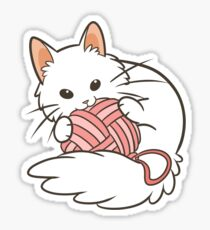 Turkish Angora Sticker