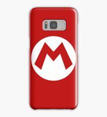 M Samsung Galaxy Case/Skin