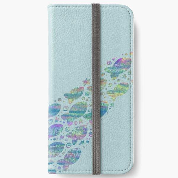 Reef Life: Under the Sea Art iPhone Wallet