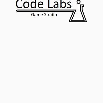 Code Labs Logo: Black by CodeLabGames