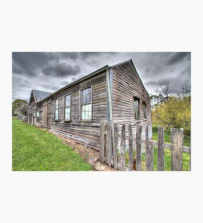 """Old Wooden Shed"" Photographic Print"