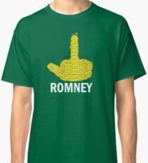 Big Bird Anti-Romney T Shirt Classic T-Shirt