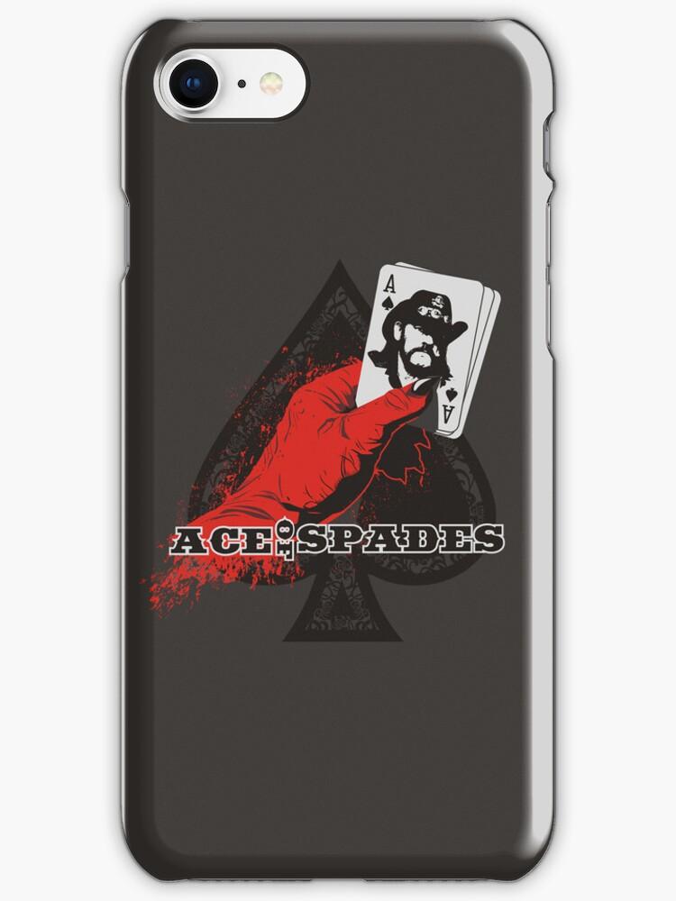 ACE OF SPADES by Adams Pinto