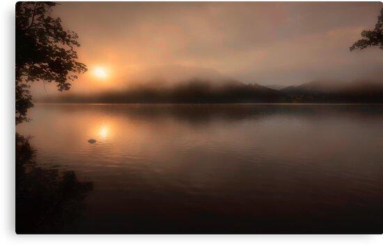 Ullswater Morning by John Hare
