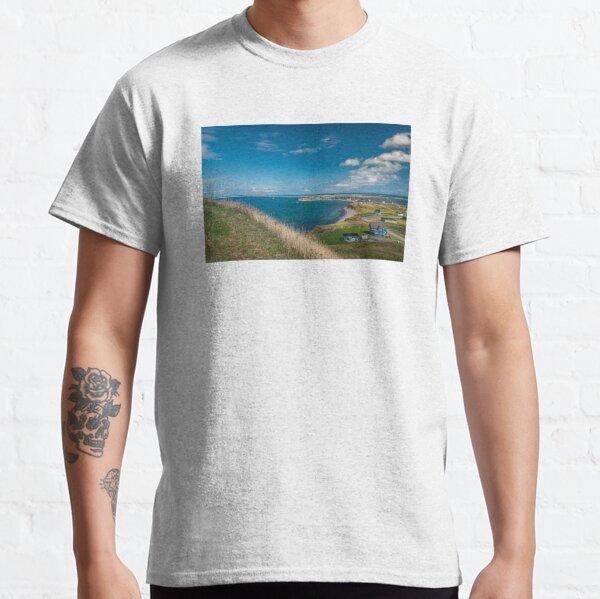 In the distance, La Grave Classic T-Shirt