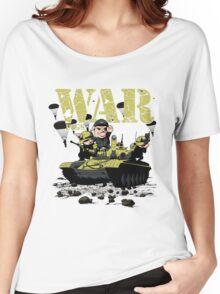 WAR PIGS Women's Relaxed Fit T-Shirt