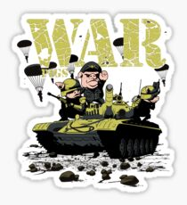 WAR PIGS Sticker