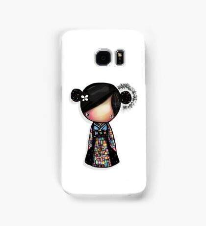 patchwork kimono iPhone and iPod case Samsung Galaxy Case/Skin